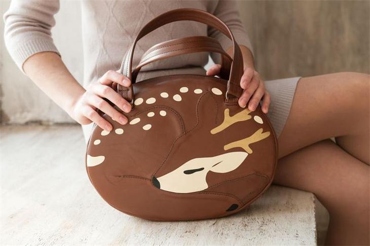 Красивейшие сумки в виде животных