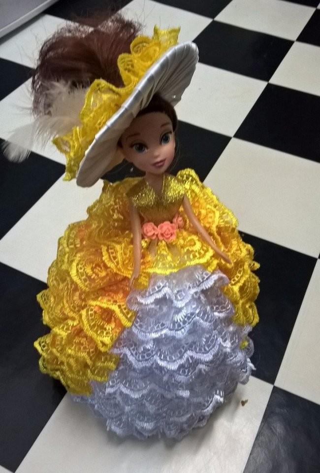 Куклы - шкатулки. Очень красиво!