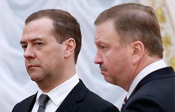 Медведев и Кобяков жестко поспорили из-за газа в Бишкеке