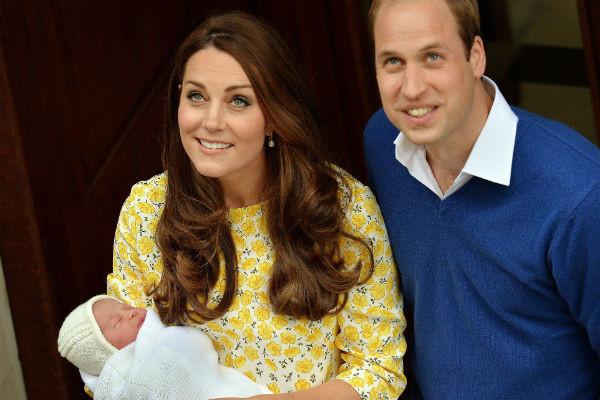 Принц Уильям и Кейт Миддлтон являются многодетными родителями