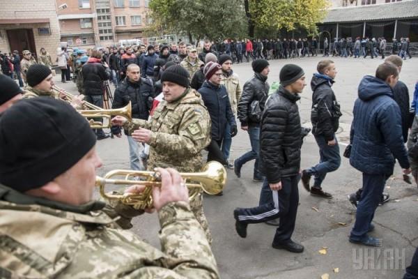 Украинцы восстали против вое…