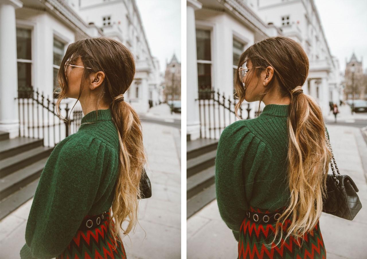 Fashion Week Appropriate Hair