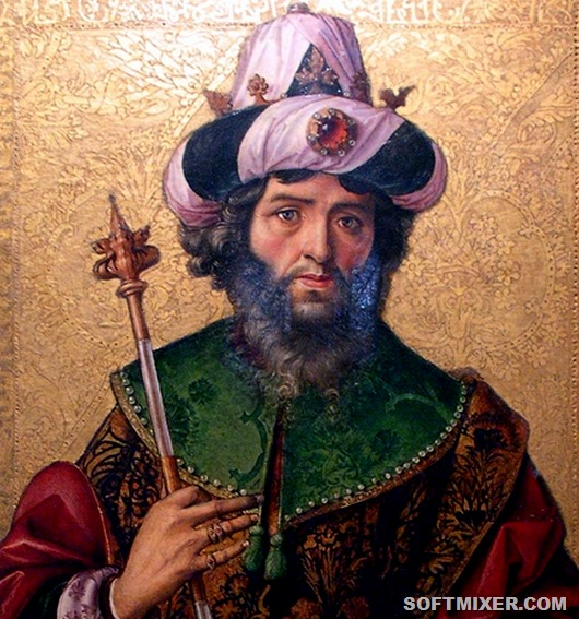 Царь давид  главный автор псалтири