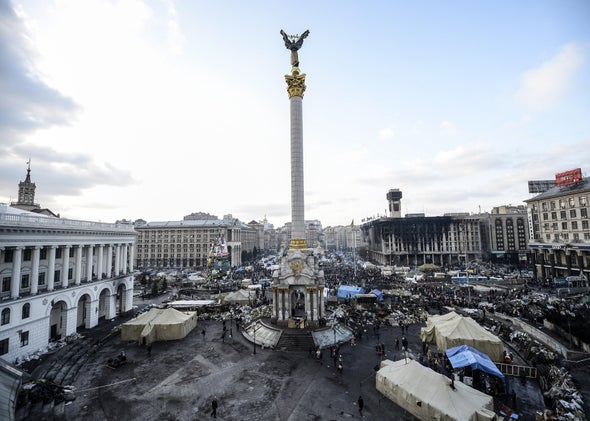Украина теряет государственность