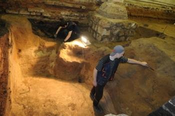 В Москве найдены артефакты времен мезолита