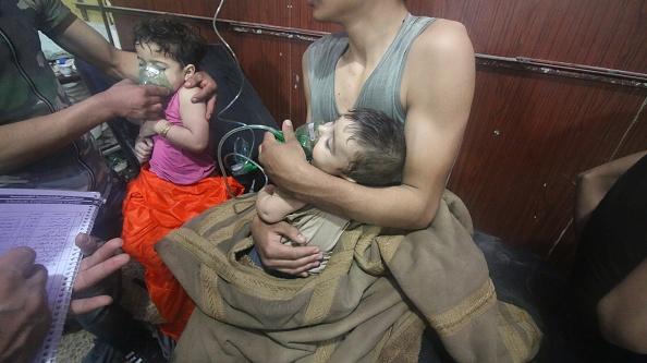 Химическая атака в Думе: зачем атаковать город, который уже капитулировал?