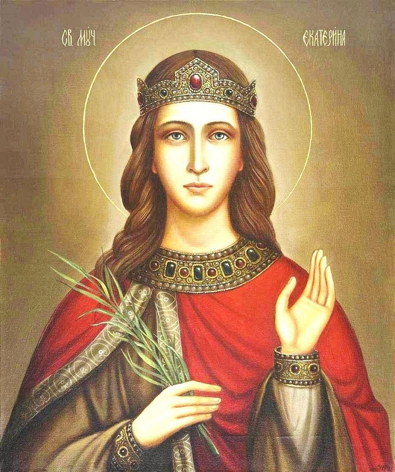 Традиции в День святой Екатерины