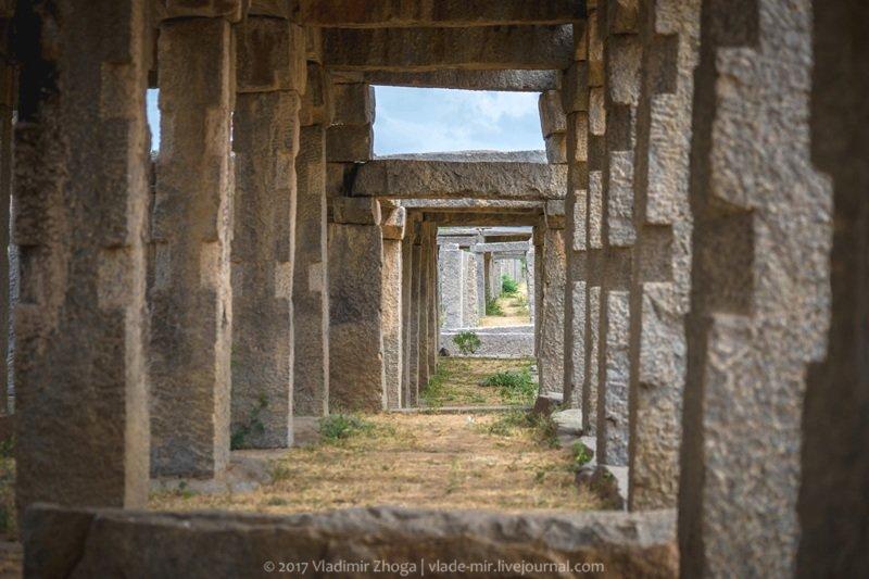 Хампи - руины великой империи в сердце Индии путешествия, факты, фото