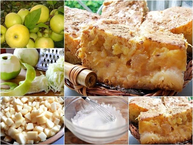 «Бабка» с яблоками