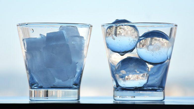 Как сделать прозрачный лёд?