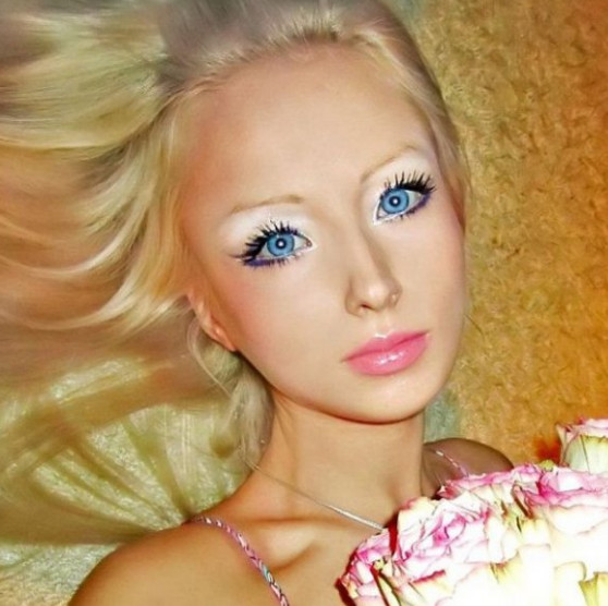 Валерия Лукьянова - настоящая Барби