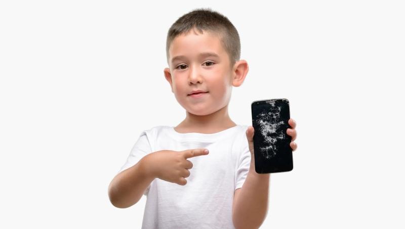 смартфон для ребенка