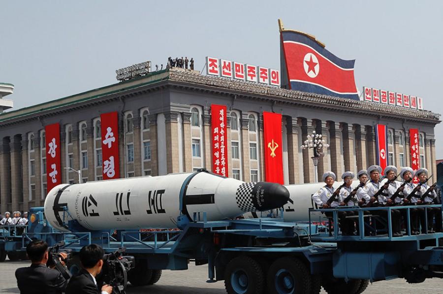 «Пуккыксон-2»:  меч возмездия Ким Чен Ына