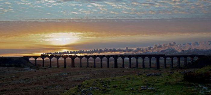 Лучшие фотографии Великобритании (24 фото)