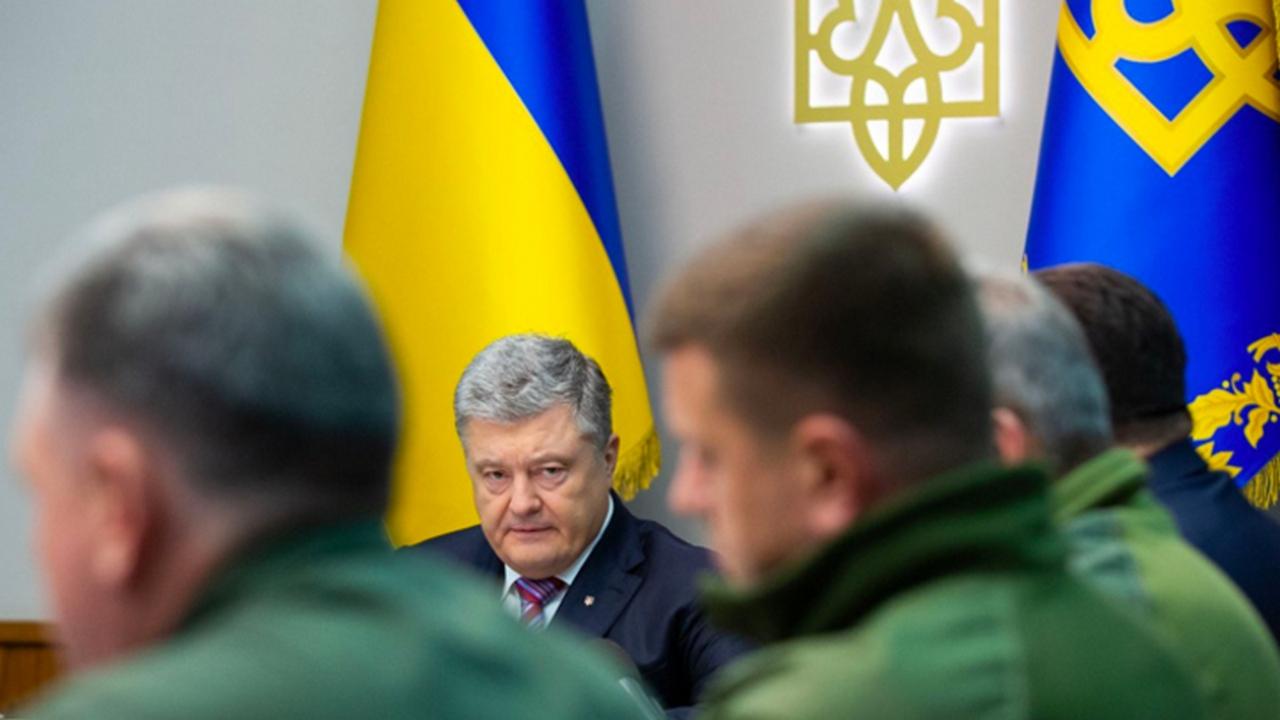 Украинские «заморозки» завершатся «Русской весной»