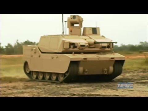 Боевая машина без экипажа - Black Knight