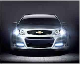 Израиль назвал Chevrolet SS «нацистской машиной»