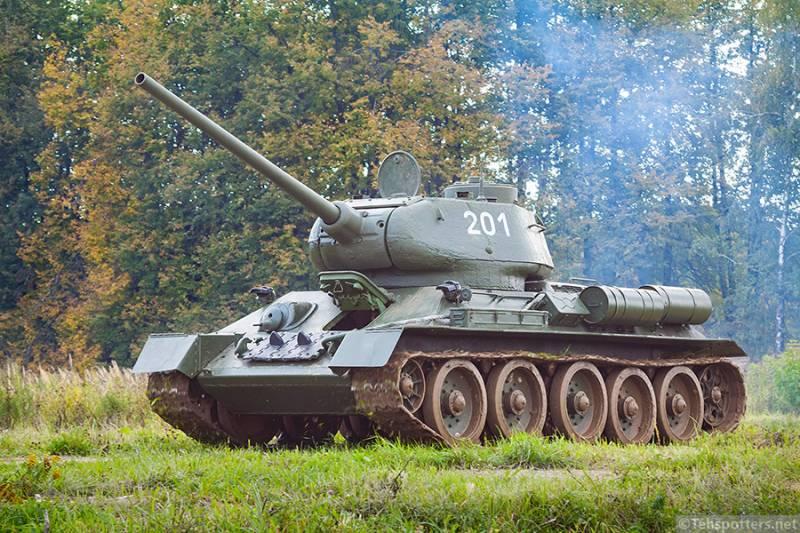 Легендарный Т-34. От войны в Корее до распада Югославии