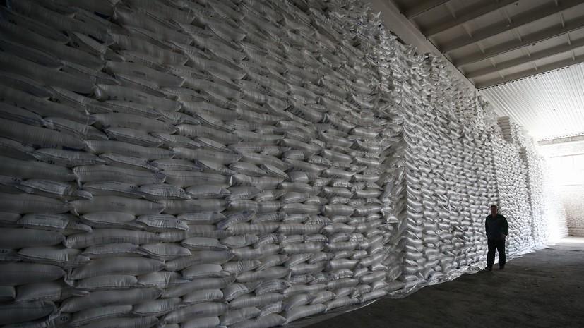 Несладкая жизнь: в США снижение потребления сахара на Украине связали с потерей Крыма