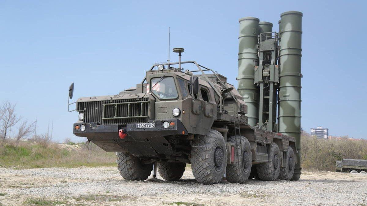 В Сибири проводят военные учения с применением систем С-400