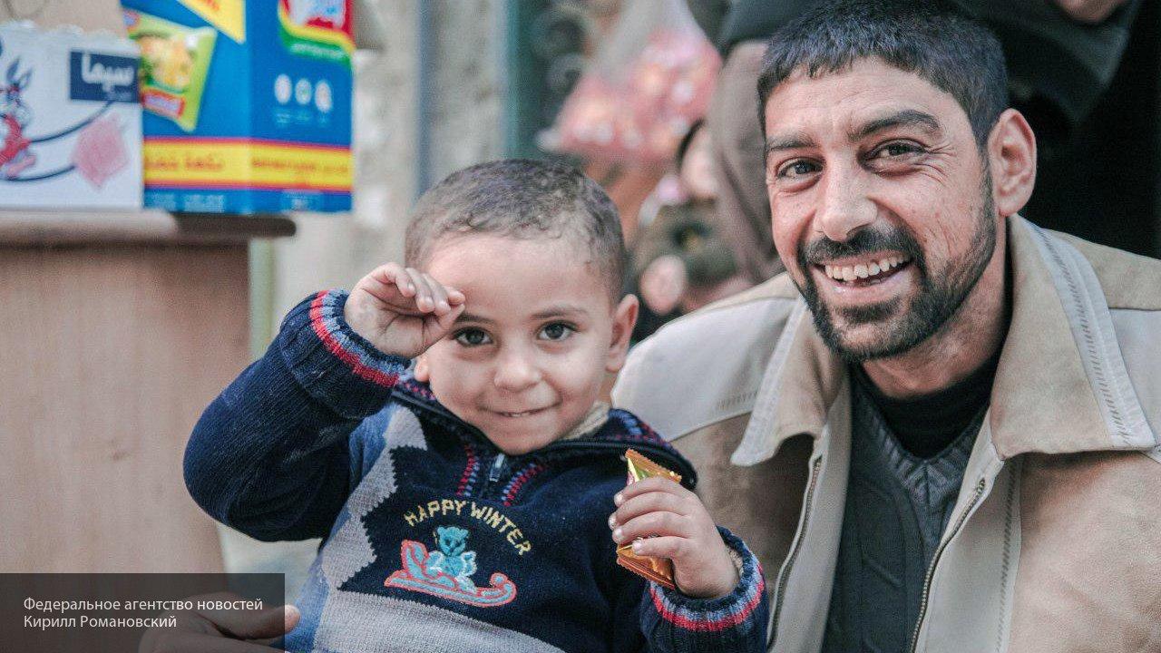 Москва и Дамаск возвращают мир в Сирию
