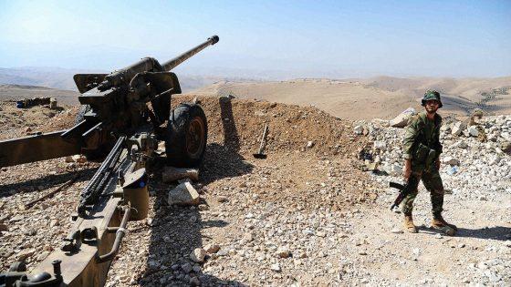 Вооруженные силы САР ответили на обстрел боевиками Дамаска