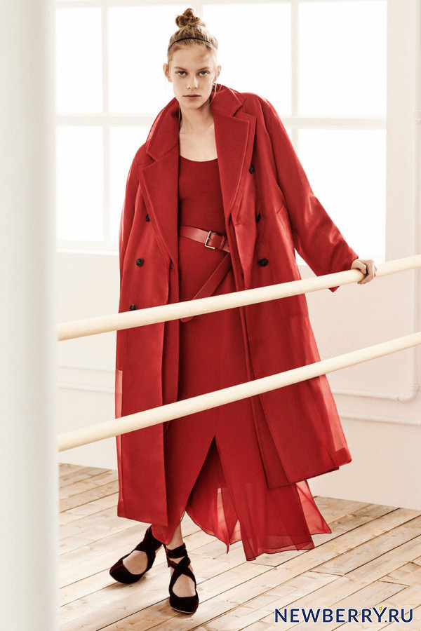 Женская одежда Max Mara Pre-Fall 2019