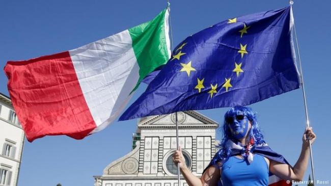 Еврокомиссия примет дисциплинарные меры кИталии
