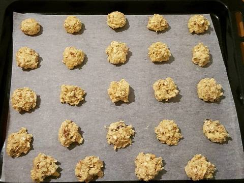 Хрустящее печенье с апельсином и грецкими орехами recipe step 5 photo