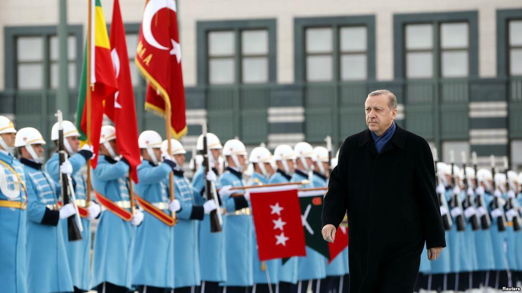 Сильная Турция сделает сильней и Россию