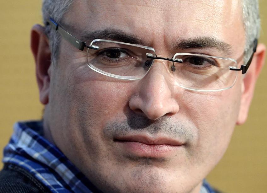 Ходорковский ведет информаци…