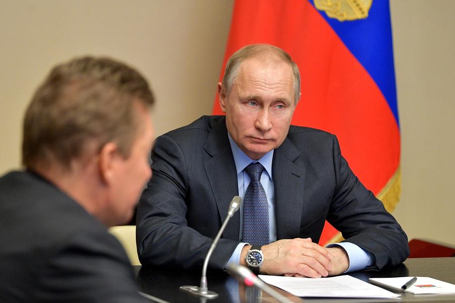 Почему Путин не стал снимать…