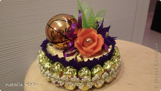 Мастер-класс Свит-дизайн МК по изготовлению лилии Бумага гофрированная фото 18