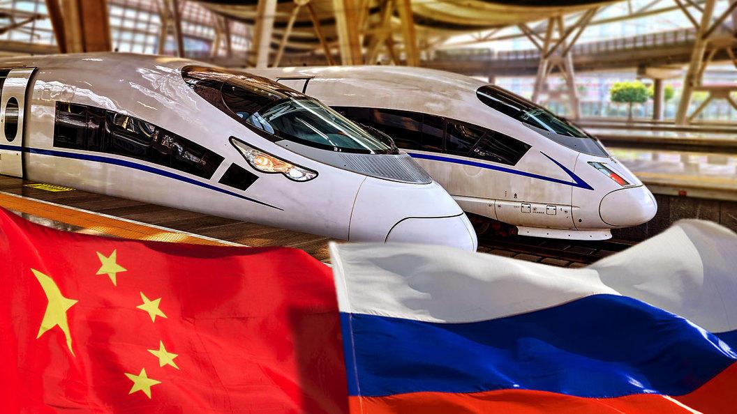 Россия включает скорость