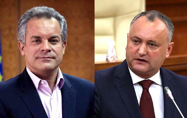 Плахотнюк отказал молдавскому народу в праве решать свою судьбу