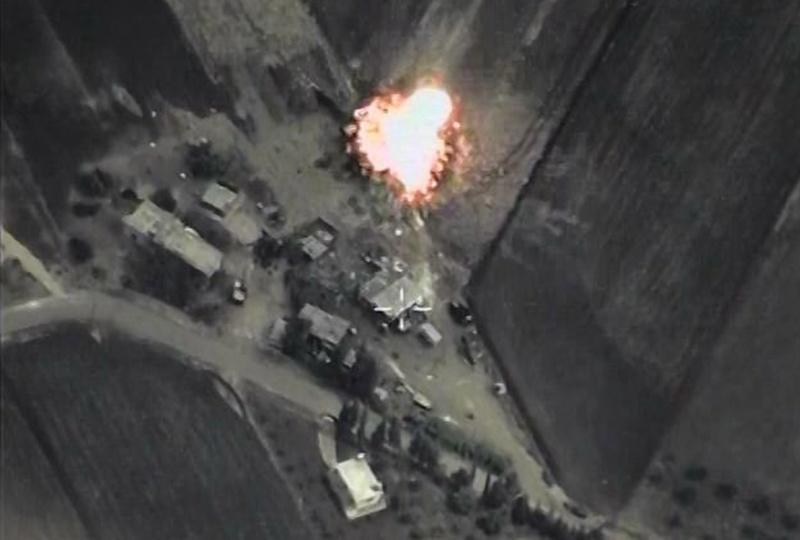 Минобороны: ВКС России получили от штаба США координаты целей ИГ в Сирии