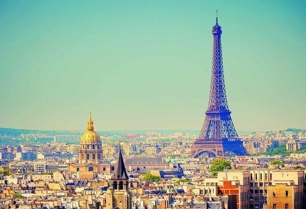 Ах, Париж...мой Париж....( Город - мечта) - Страница 2 Original