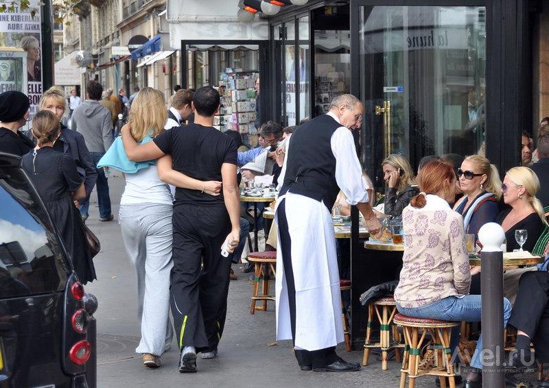 Прогулки по Парижу: Сен-Жермен-де-Пре