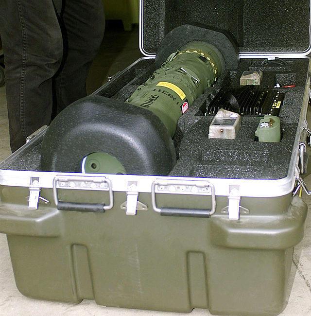 Под Изюмом харьковские партизаны  захватили грузовик с американскими ПТУРами