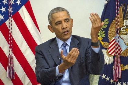 Обама упрекнул оппонентов в желании встать на сторону России
