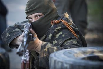 Украинские военнослужащие попали в новый котел под Логвиново