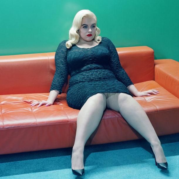 толстые женьщины в колготках видео