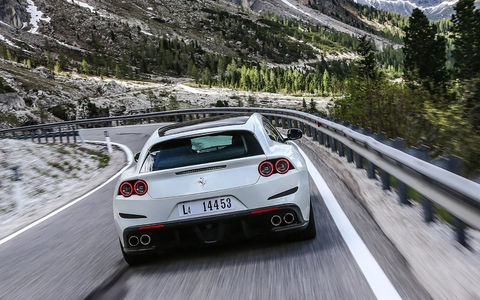 Ferrari в погоне за Lamborghini — там тоже сделают кроссовер