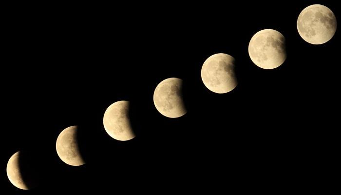 Как вести себя во время лунного затмения