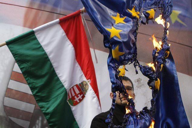 Конфликт Венгрии с Евросоюзо…