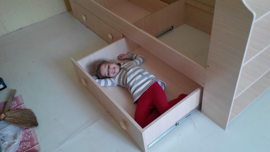 Детский кровать своими руками 78