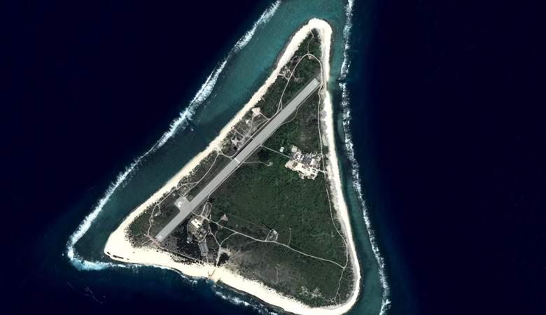 Японский остров исчез из оке…