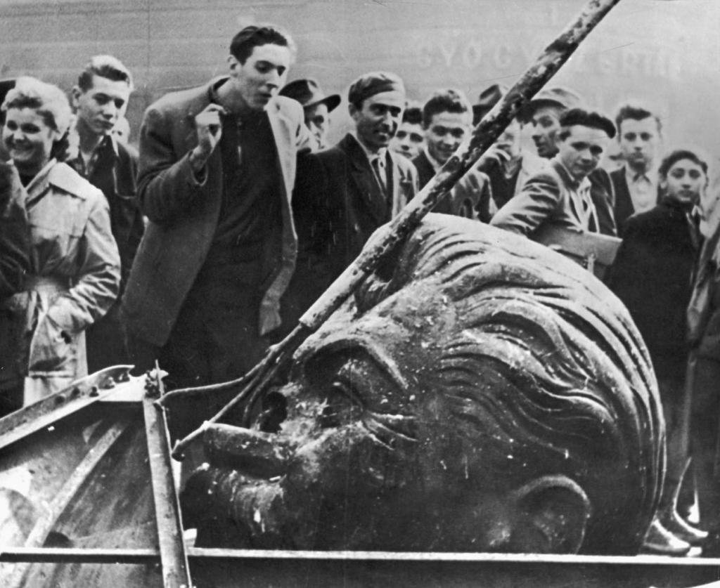Венгерский мятеж 1956-го года