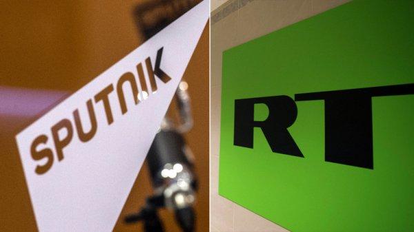 RT и Sputnik вслед за РИА ФАН могут пострадать от американской цензуры