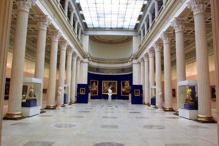 День открытых дверей в музеях Москвы
